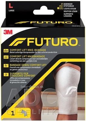3M FUTURO Comfort bandáž na koleno [SelP] veľkosť L, (76588) 1x1 ks