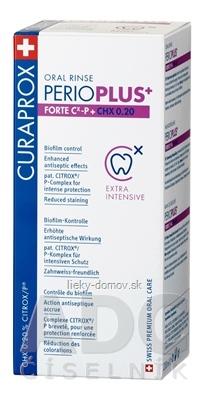 CURAPROX Perio Plus Forte CHX 0,20 % ústna voda 1x200 ml