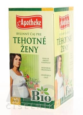 APOTHEKE BIO SELECTION BYL. ČAJ PRE TEHOTNÉ ŽENY 20x1,5 g (30 g)