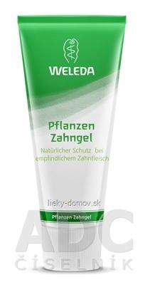 WELEDA Rastlinný zubný gél (Pflanzen-Zahngel) 1x75 ml