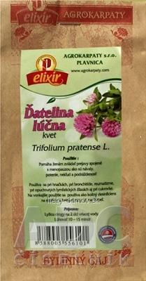 AGROKARPATY ĎATELINA lúčna, kvet bylinný čaj sypaný, 1x20 g
