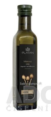 PLATAN Makový olej 1x250 ml