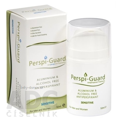 Perspi-Guard SENSITIVE antiperspirant 1x50 ml