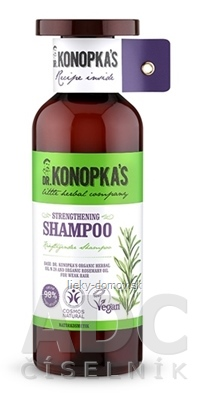 Dr. Konopka Posilňujúci šampón 1x500 ml