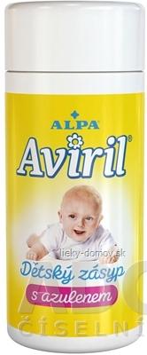 AVIRIL DETSKÝ ZÁSYP S AZULÉNOM sypačka 1x100 g