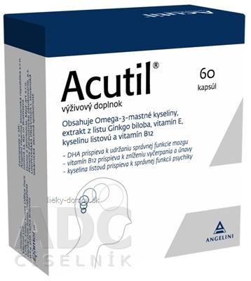 ACUTIL cps 1x60 ks