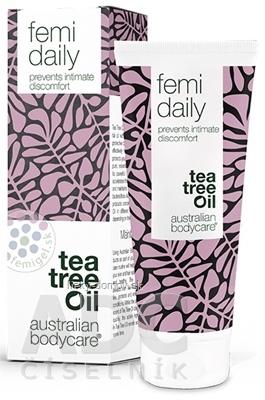 ABC tea tree oil FEMI DAILY - Denný Intim femi gél 1x100 ml