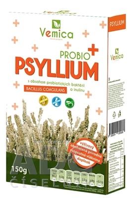 Vemica PSYLLIUM PROBIO PLUS prášok, 1x150 g