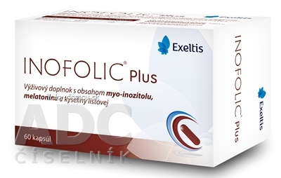 INOFOLIC Plus cps 1x60 ks