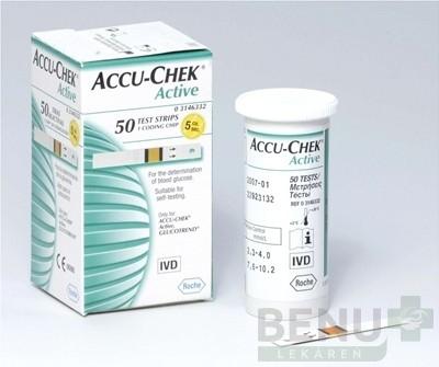 ACCU-CHEK Active Glucose 50