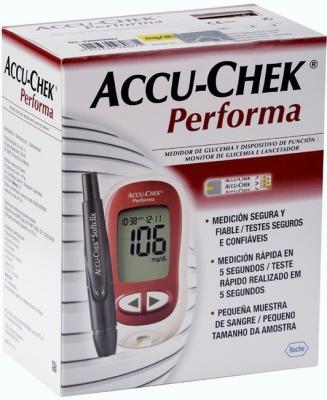 Accu Chek Glukomer Performa Kit súprava 1 set