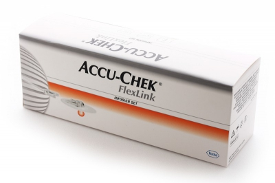 Accu Chek Flexlink Infúzny set