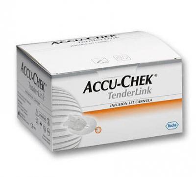 Accu Chek TenderLink infúzny set