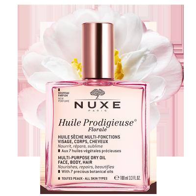 Nuxe Huile Prodigiuse Suchý multifunkčný olej 100 ml FLORAL