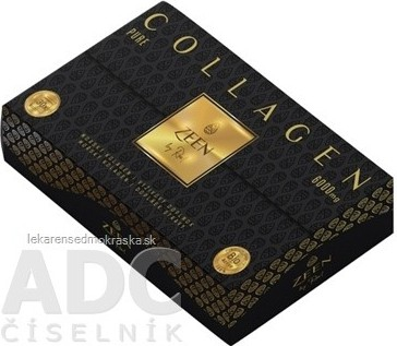 ZEEN COLLAGEN PURE vrecúška 30x6 g (180 g)