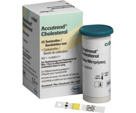 Accutrend ® Plus Prúžky Cholesterol
