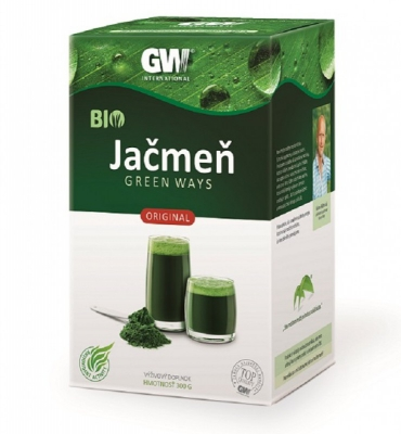 GW BIO JAČMEŇ Green Ways (300 g)