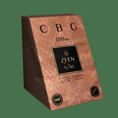 Zeen by Roal CBG a Coenzym Q10 2000mg 10ml