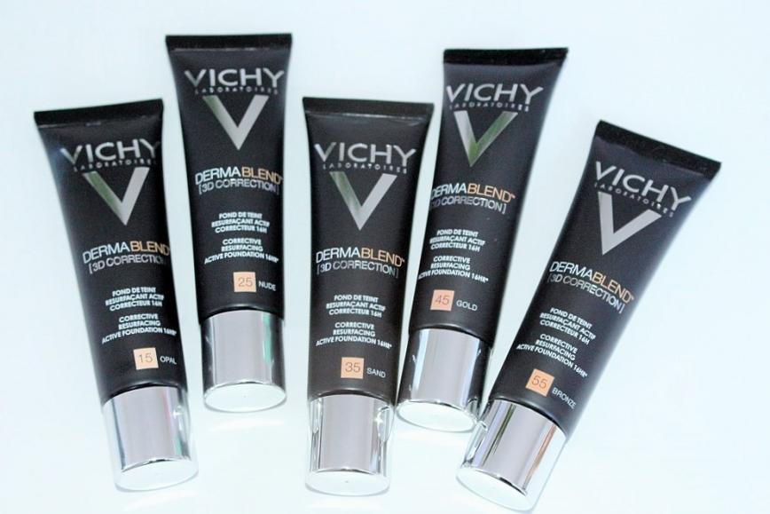 Vichy Dermablend 3d 25